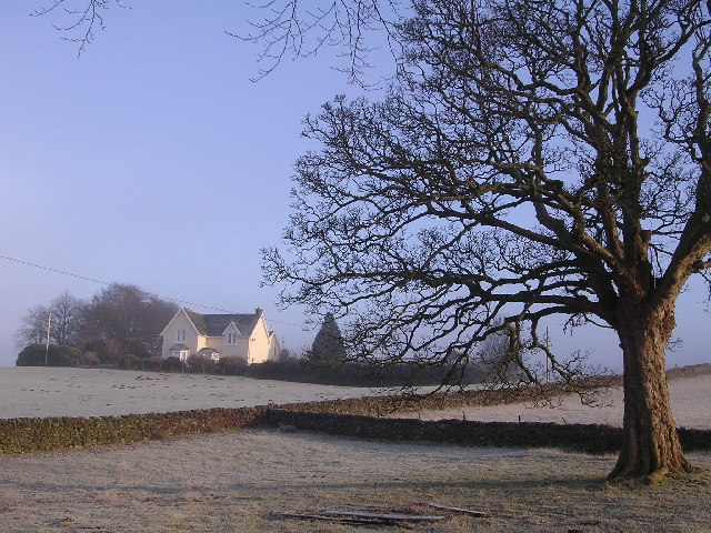 High Lettre Farm, Killearn