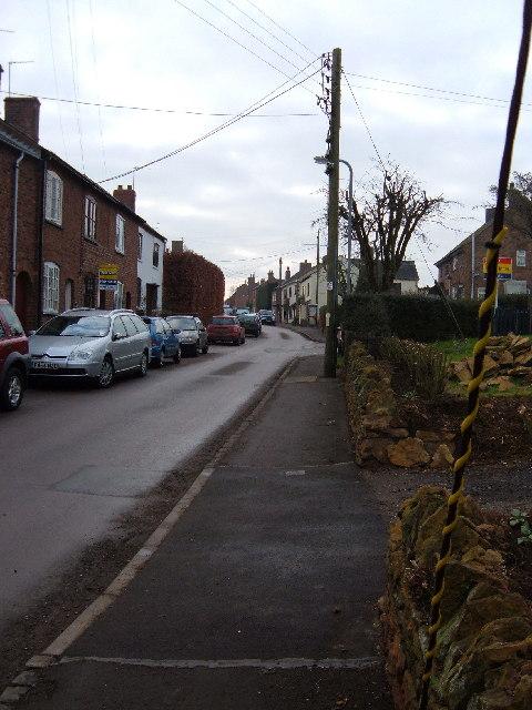 West Street, Welford