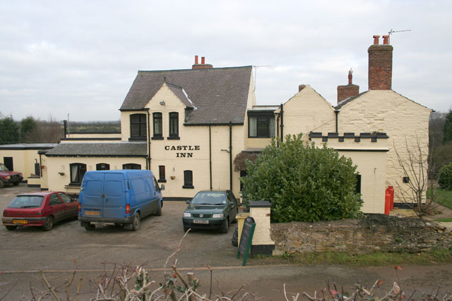 Castle Inn, Vicarage Lane, Eaton, Leicestershire