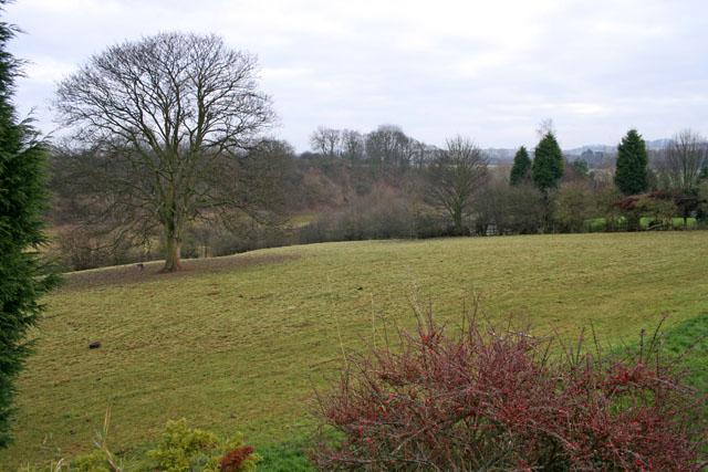 Countryside, Eaton, Leicestershire
