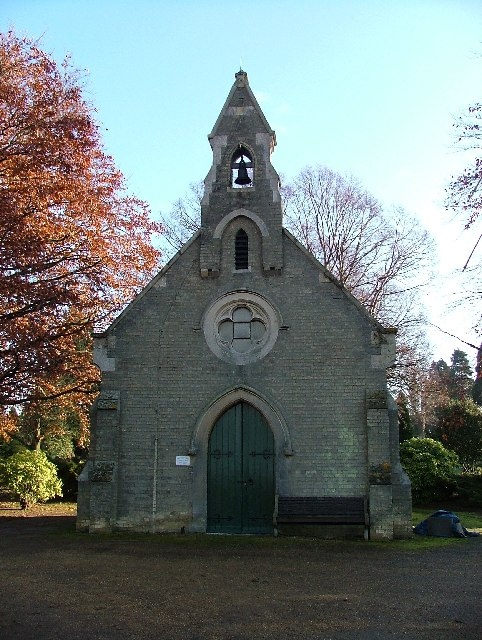 Chapel of Rest, Stotfold Cemetery