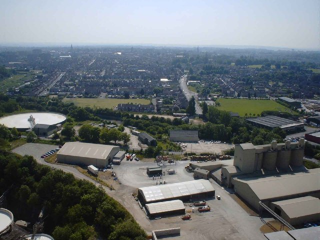 Second View from Rugby (now Cemex) Cement Tower