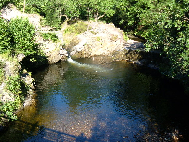 The Afon Mellte