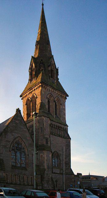 St Johns Episcopal Church, Perth
