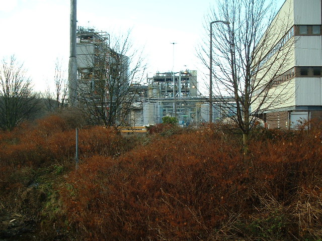 Syngenta Chemical Plant