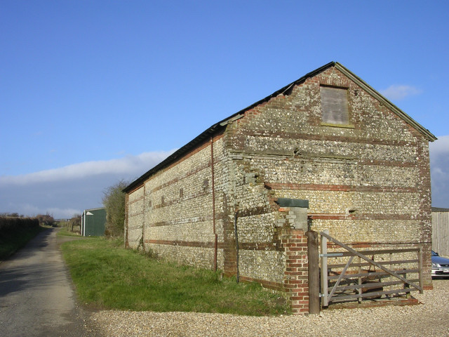Carter's Barn on Carter's Barn Farm