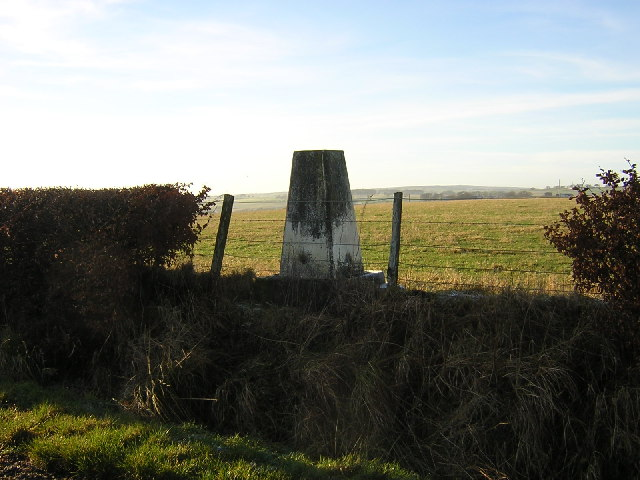 Trig Point Near Heads