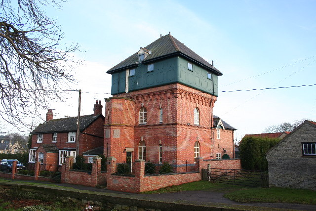 Potterhanworth Water Tower
