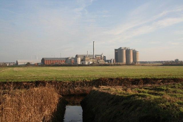 Bardney Sugar Factory