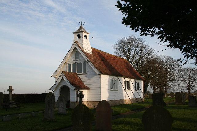Church of St.John the Divine, Southrey, Lincs.