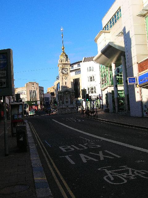 Clock Tower, Brighton