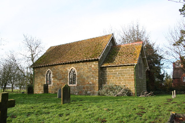 St.Margaret's church, Langton-by-Horncastle, Lincs.