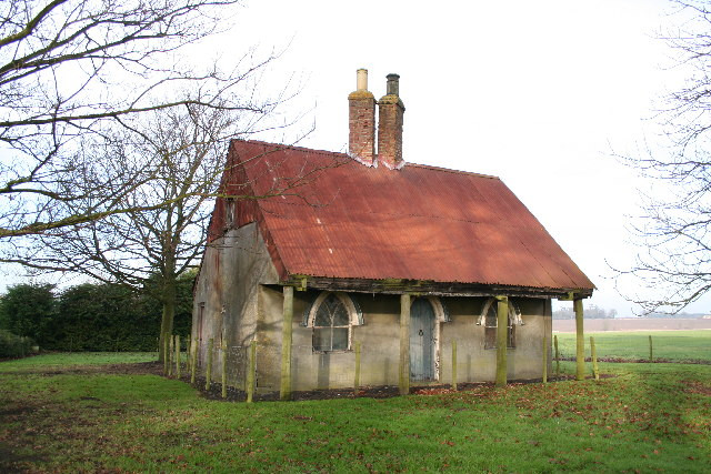 An Old Cottage