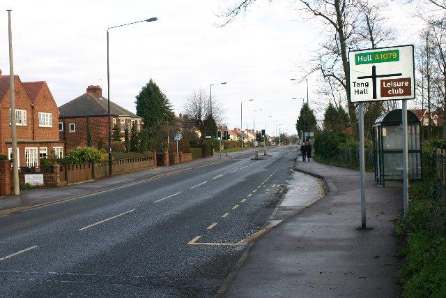 Hull Road, York