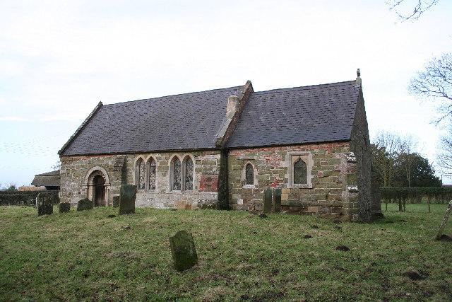 St.Michael's church, Martin-by-Horncastle, Lincs.