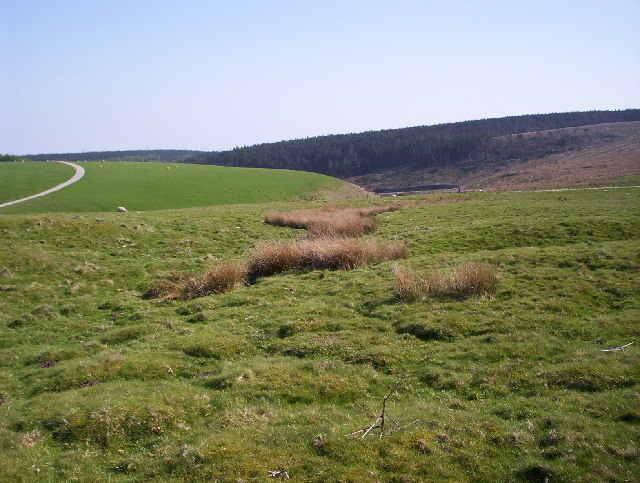 Rhyd Blaen-Y-Cwm Enclosure