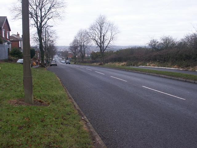Diamond Avenue, Kirkby in Ashfield