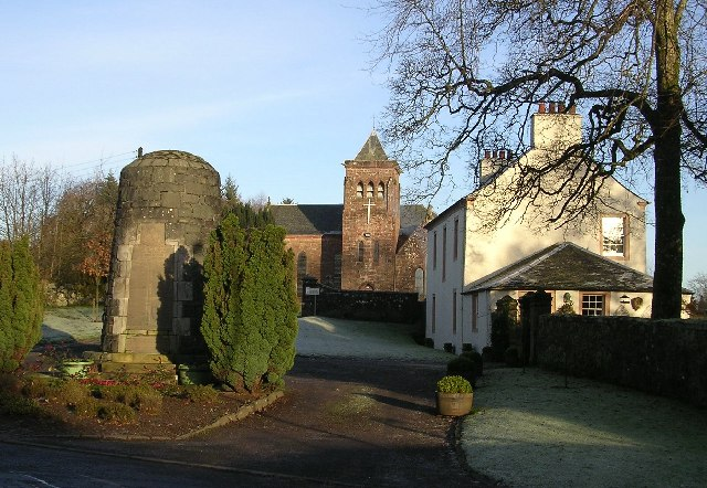 Balfron Church and War Memorial
