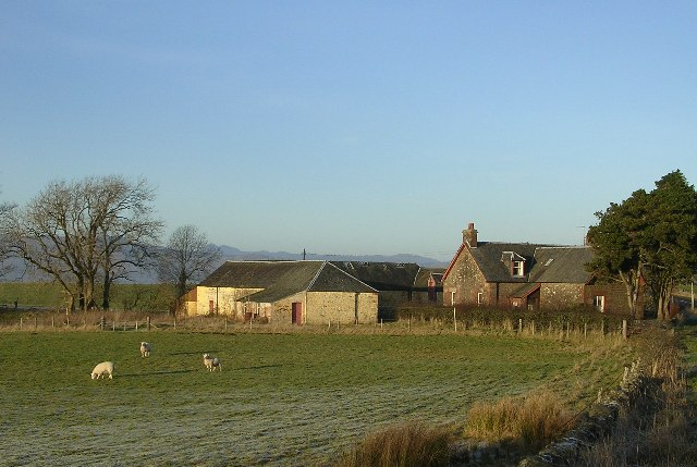 Tombrake Farm, near Balfron