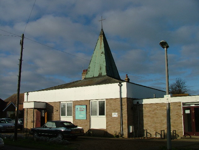King's Baptist Church Stotfold.