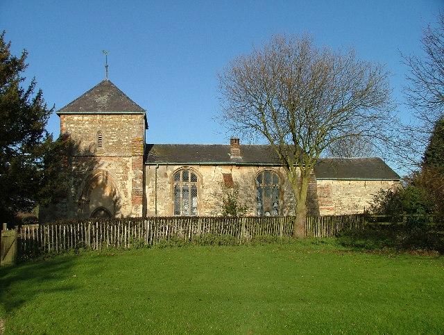 The Parish Church of St Guthlac, Astwick.