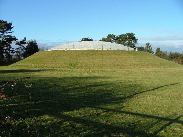 Langford covered reservoir.