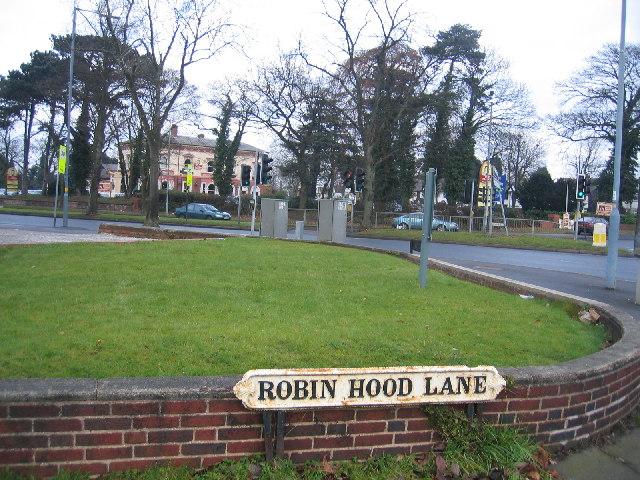 Robin Hood Island
