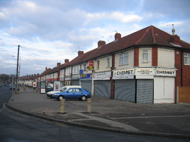 Gospel Lane Shops