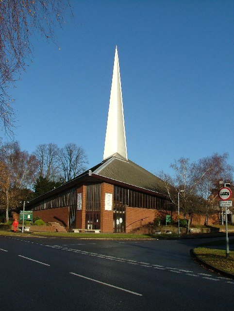 St George's Church, Letchworth.