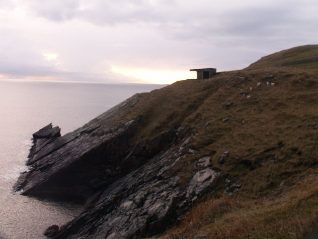 Ness of Sound, Lerwick, Shetland