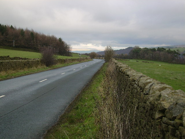 Road to Caton