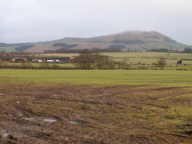Farmland around Annfield