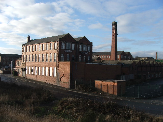 Topcliffe Mill & Oak Mill.