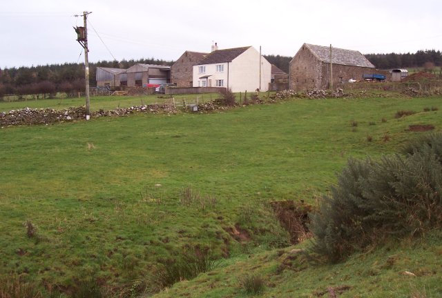 Eweclose Farm.