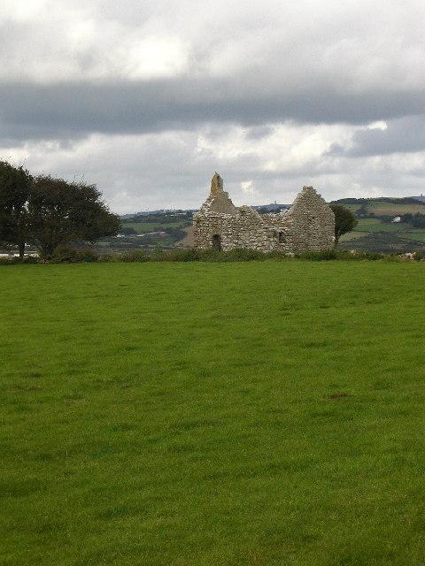 Hen Gapel Lligwy (Old Lligwy Chapel)