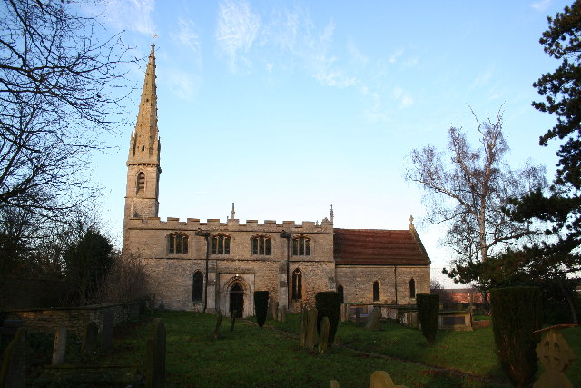 St.Clement's church, Rowston, Lincs.