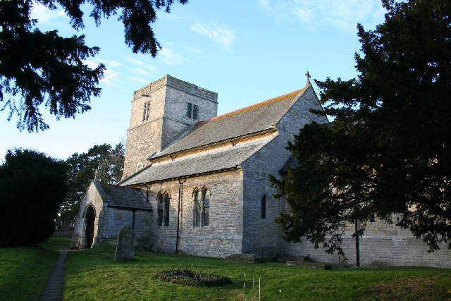 Holy Cross church, Scopwick, Lincs.