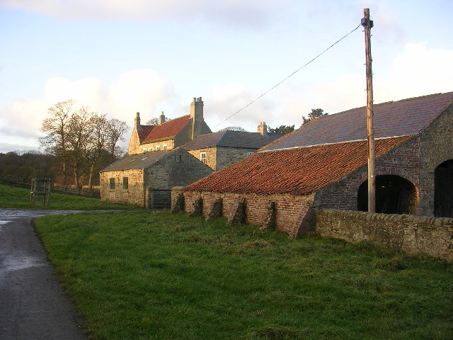 Low Butterby Farm, near Durham