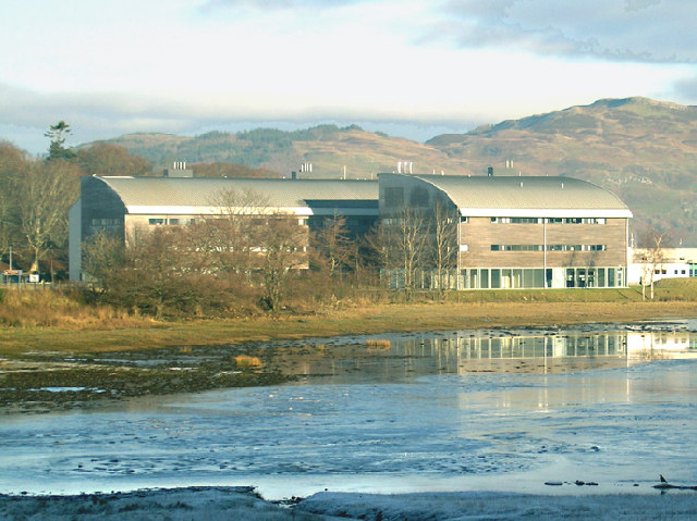 Scottish Association of Marine Sciences labs