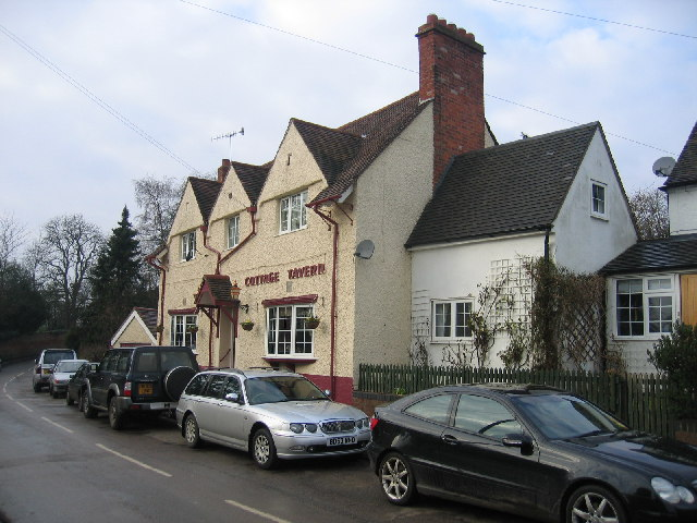 The Cottage Inn, Ashorne