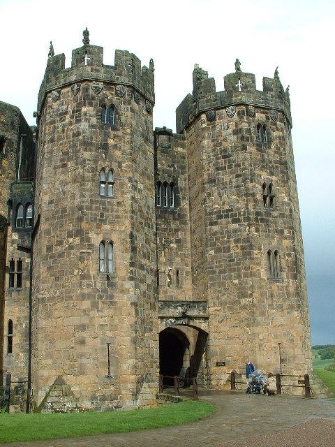 Alnwick Castle Keep