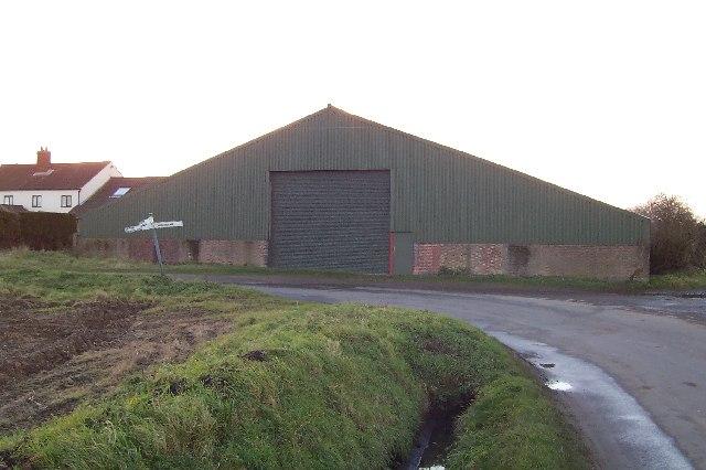 Red Barn, Honingham