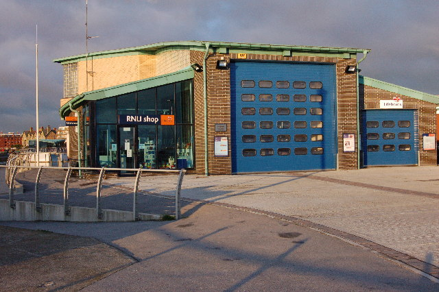 RNLI Lifeboat Station St Anne's