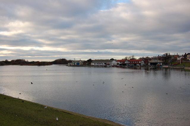Fairhaven Lake.