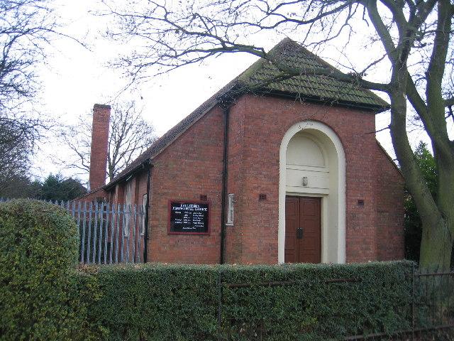 Hall Green Pentecostal Church