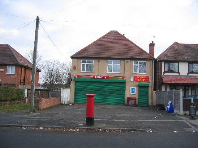 Gospel Lane Post Office