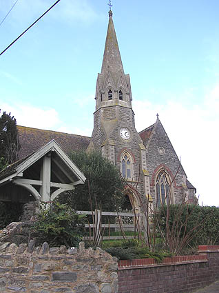 St. Peter's church, Combwich