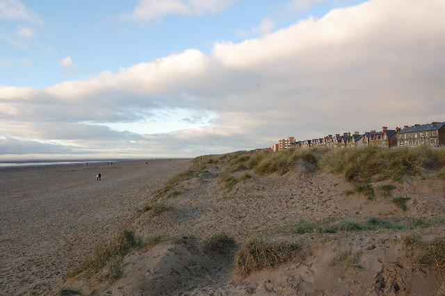 Sand Dunes North Prom St Anne's