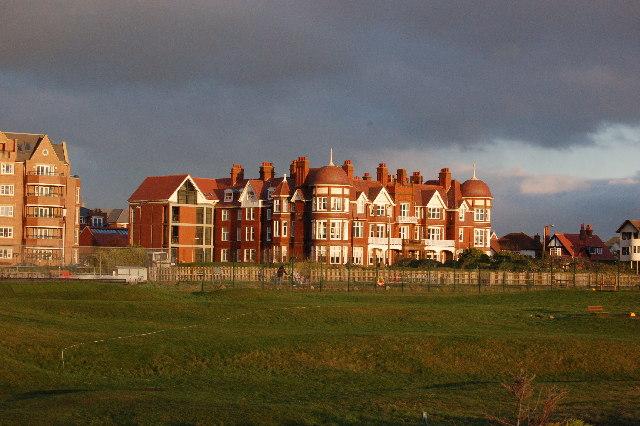The Grand Hotel St Anne's