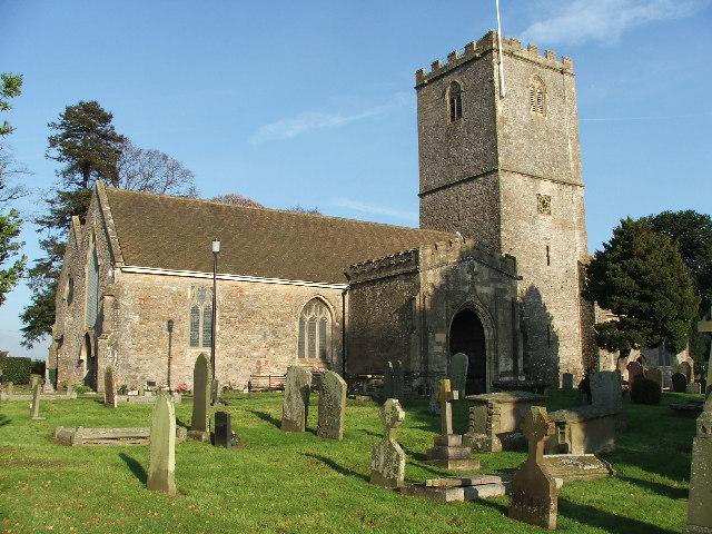 St. Mary's Church, Caldicot